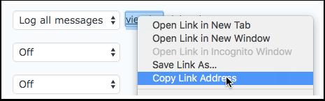 copy-the-log-link