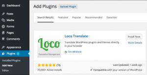install-loco-translate